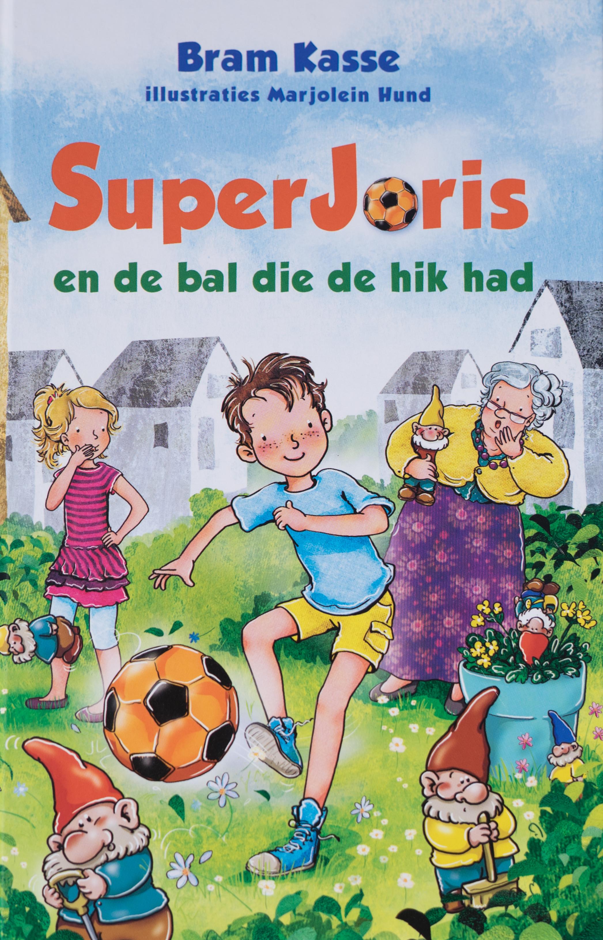 SUPERJORIS en de bal die de hik had – deel 1