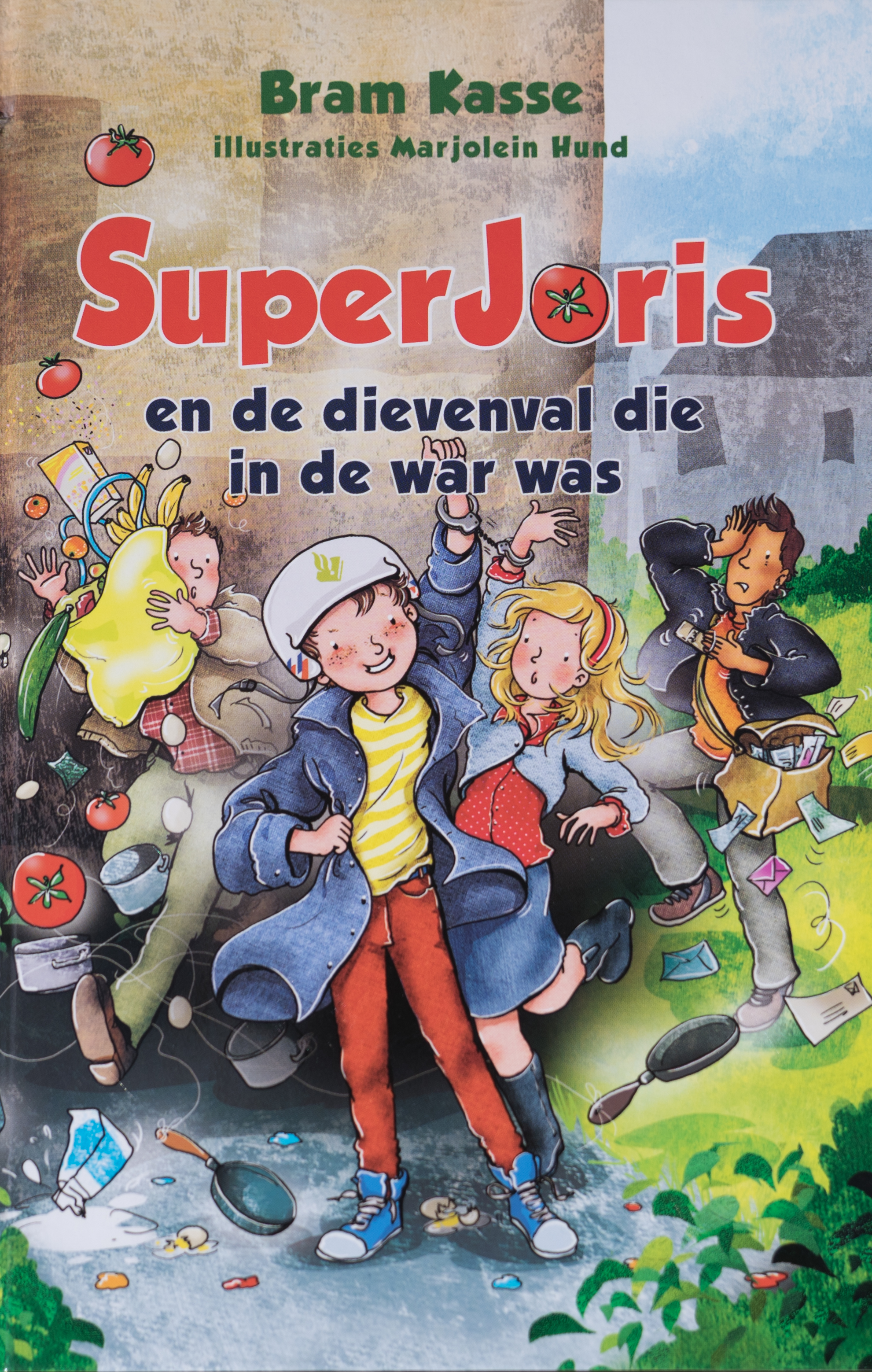 SUPERJORIS en de dievenval die in de war was – deel 2