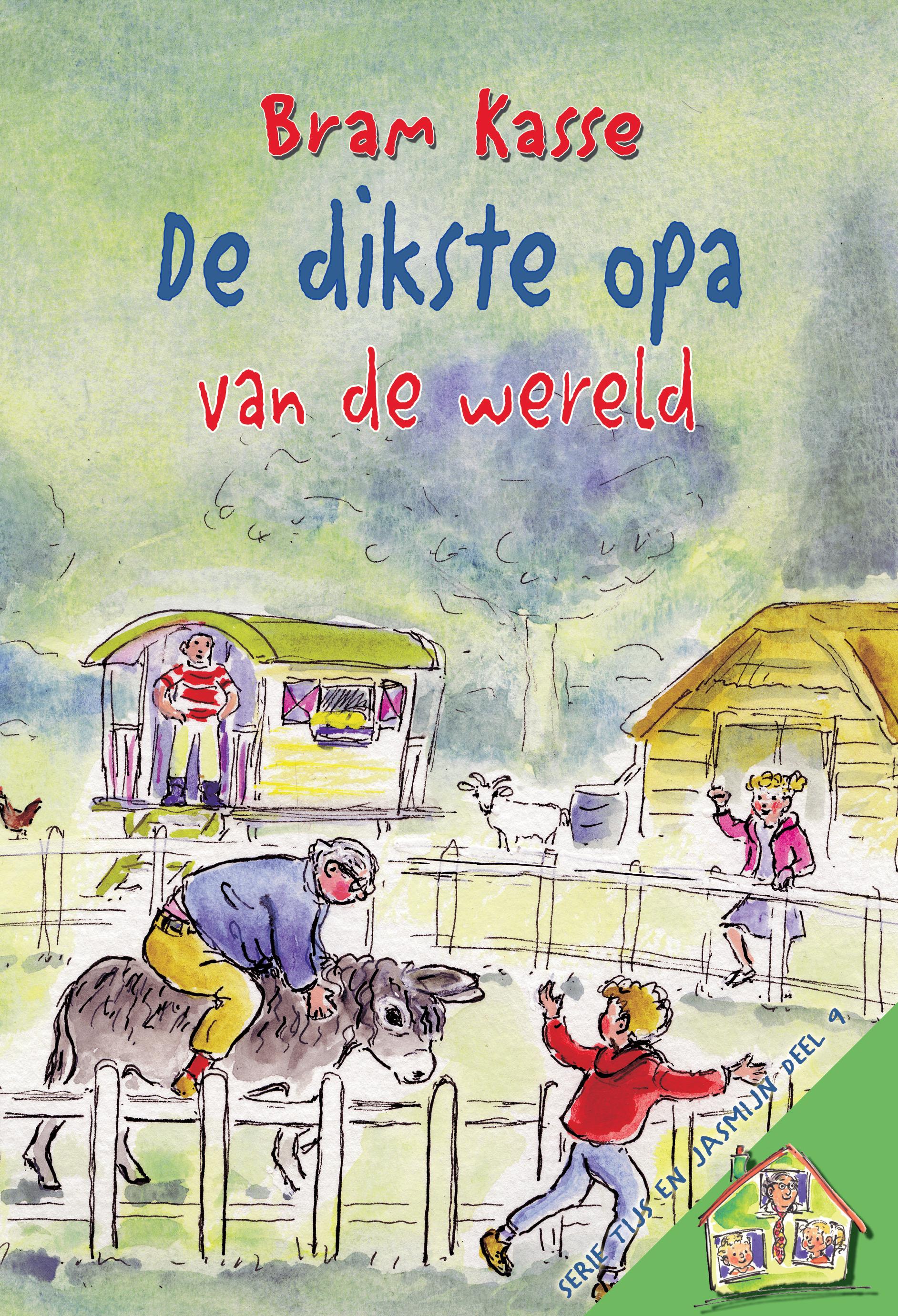 NIEUW DEEL: DE DIKSTE OPA VAN DE WERELD