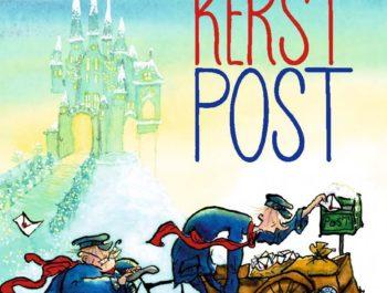 OPERATIE KERSTPOST / boek + musical