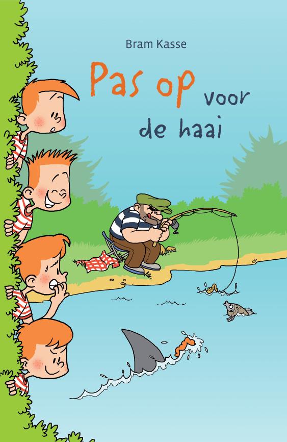 Pas Op Voor De Haai – deel 4
